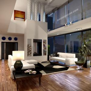 Interior villas design