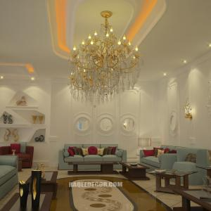 Interior design for Saudi women's councils